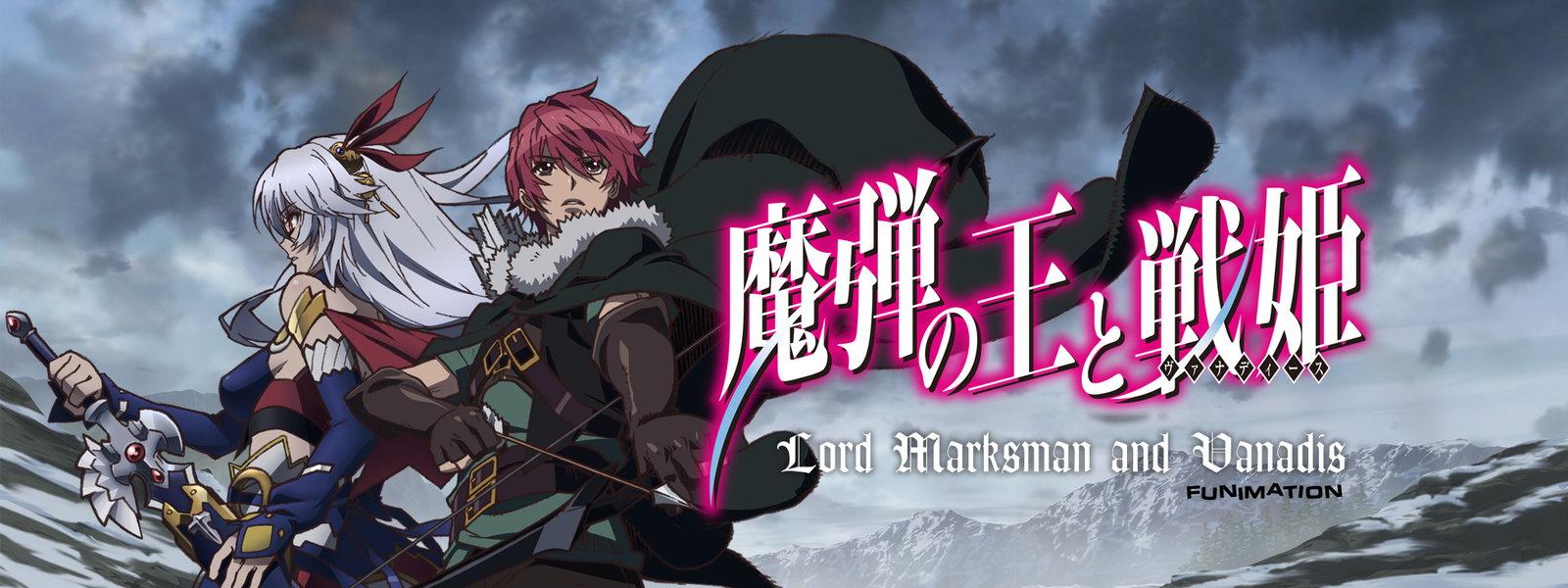 Lord Marksman of Vanedis