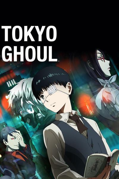 Tokyo Ghoul Streaming
