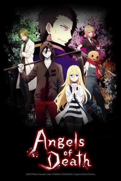 Watch Angels Of Death Streaming Online Hulu Free Trial