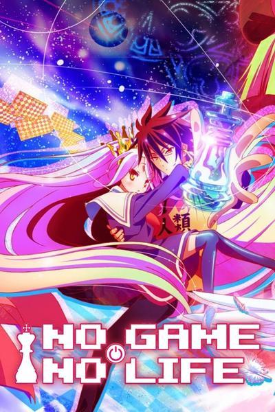 No Game No Life Stream