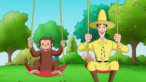 Watch Curious George 3: Back to the Jungle Streaming Online