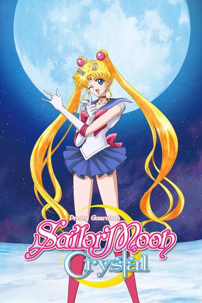 Sailor Moon Crystal Stream